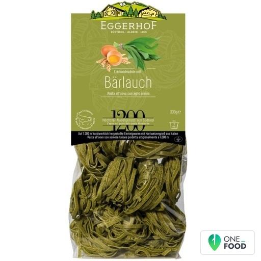 Wild Garlic Ribbon Noodles